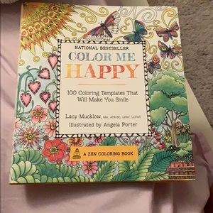 Brand new coloring book so cute and fun